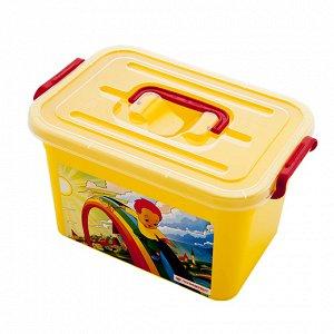 Ящик детский