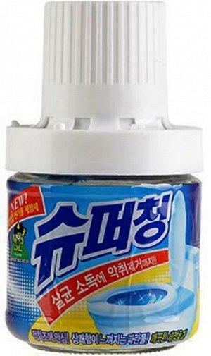 SANDOKKAEBI Очищающее средство для унитаза SUPER CHANG, 180 гр