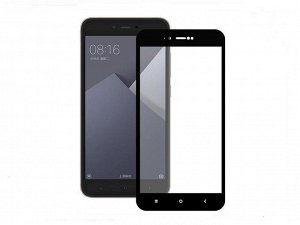 "Xiaomi Redmi Note 4/Note 4X 3/16-32 Gb Full Screen 5.5"" tempered glass черный"