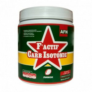 F'actif Carb Isotonic, 400г