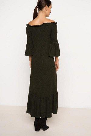 Платье длина 130см,