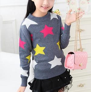 Детская экономка! Долгожданный SaLe! — Трикотаж девочкам — Пуловеры и джемперы