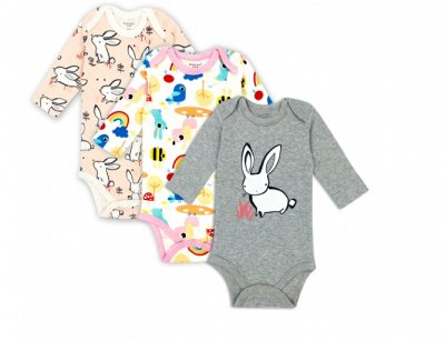 Детская одежда. Супер SALE на все — Все для малышей — Боди и песочники