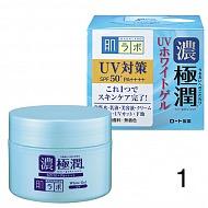 Hada Labo Универсальный гель  UV White Gel с высокой защитой SPF 50+ для утреннего использования.