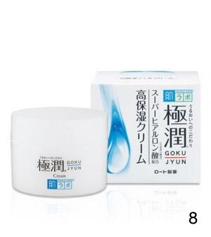 Hada Labo Гиалуроновый крем  Gokujyun Hydrating Cream 50g.