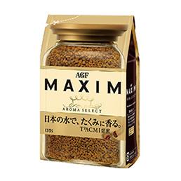 Кофе РАСТВОРИМЫЙ AGF Maxim 135 гр м/у