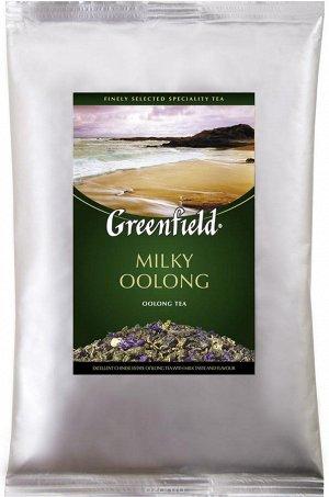 Зеленый чай листовой Greenfield Milky Oolong, 250 г