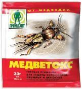 Х Медветокс  30гр медведка и садовые муравьи 1/100