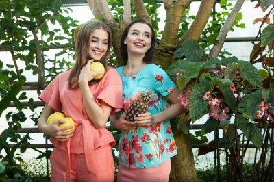 Российский бренд — C*h*a*t*e-63. Скидки 30%-50% — ЛЕТО - Распродажа до 70%! (43) — Повседневные платья