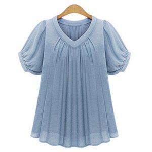 Лёгкая блузка 58 р-р
