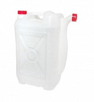 Канистра Канистра 28,0 л со сливом. Размеры изделия: Д / Ш / В 400 /200 /500 мм. Канистра изготовлена из прочного пищевого пластика и предназначена для транспортировки и хранения пищевых жидкостей. Из
