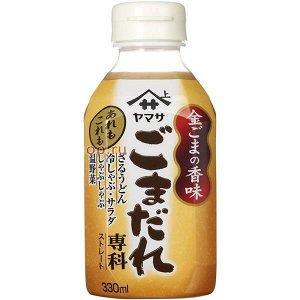 Кунжутный соус Yamasa, 330 мл /Япония/