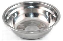 Чашка металлическая