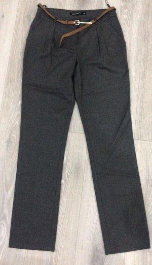 Классические брюки +пояс