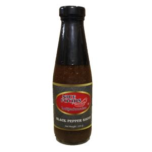 Соус из черного перца (BLACK PEPER SAUCE) 200 гр
