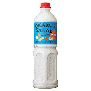 Кенко Сливочный соус для салата с орехом и арахисом 1л