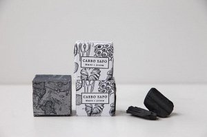 Мыло с углем