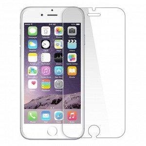 Стекло защитное 0,26 мм на ровную часть экрана iphone