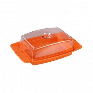 """Маслёнка Маслёнка """"Смак"""". Размеры изделия: Д /Ш /В 175 /120 /60 мм.Масленка представляет собой поднос с выемками, благодаря которым крышка плотно на него устанавливается. В такой масленке масло надолг"""