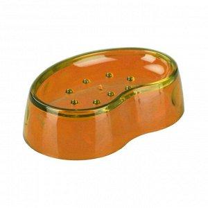 Мыльница Мыльница [СТИЛЬ]. Размеры изделия: Д /Ш/ В 136 /84 /37 мм. Мыльница идеально подходит для хранения мыла. Мыльница имеет выступы  на  поверхности, благодаря которым  мыло не будет выскальзыват
