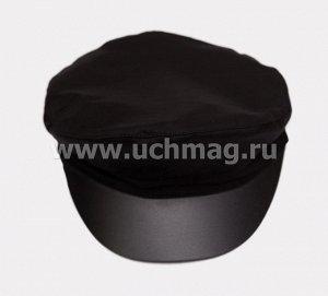 Картуз (ткань грета, эластичная лента, козырек пластиковый)