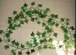 Искусственная лиственная лиана