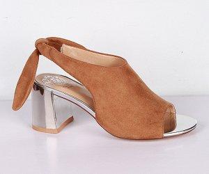 Туфли летние, открытые, удобные. Красиво смотрятся на ноге.