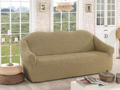 ⚡Срочно!⚡Ликвидация!⚡Акция коврики💕Турция💕Лучшее качество👍 — ЛИКВИДАЦИЯ! Чехол для дивана трехместный, без юбки — Чехлы для мебели