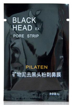 Черная маска-пленка для кожи лица