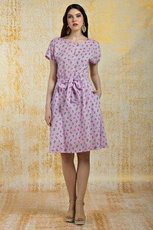 Красивое, легкое платье.