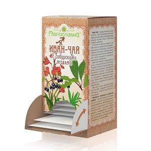 """Иван-чай """"с сибирскими ягодами"""" в фильтр-пакетах"""
