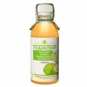 Тодикамп (зелёные грецкие орехи на керосине)