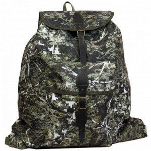 Рюкзак малый (кордура, канвас) HS-РК-3Нкорд