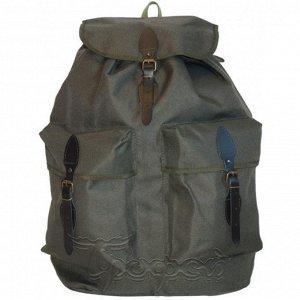 Рюкзак средний (кордура, канвас) HS-РК-2Нкорд хаки