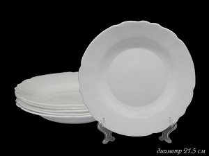 Набор из 6 глубоких тарелок