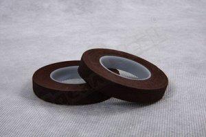 Тейп лента 13 мм х 27 м коричневый / 6034