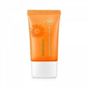 Innisfree Extreme UV Protection Cream 100 High Protection солнцезащитный крем 50 мл