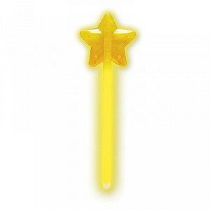 Светящ Палочка Звезда желтая