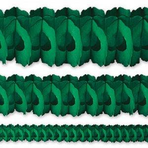 Гирлянда Декор 3,6м зеленая