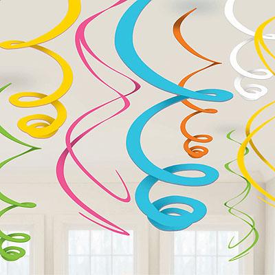 №155 =Территория праздника-организуем праздник сами — Украшения помещенияСпираль — Украшения для интерьера