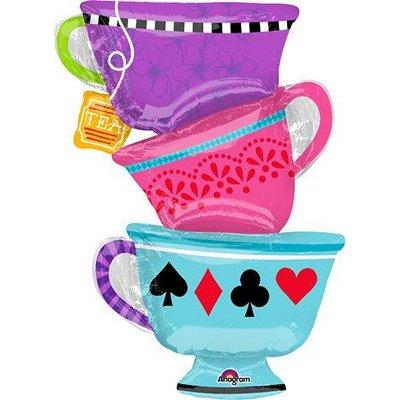 №156 =Территория праздника -организуем праздник сами.Шарики — Безумное чаепитие.Алиса в Стране Чудес — Праздники