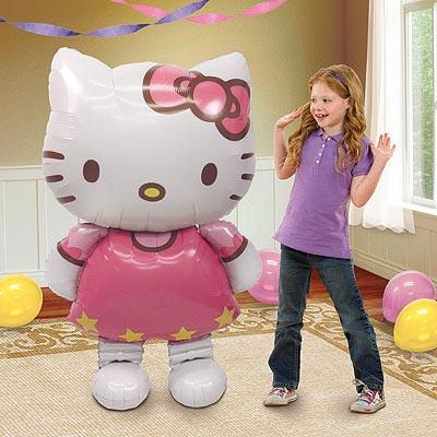 №155 =Территория праздника-организуем праздник сами — Воздушные шары из фольги — Воздушные шары, хлопушки и конфетти