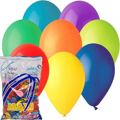 №155 =Территория праздника-организуем праздник сами — Воздушные шары Большие упаковки — Воздушные шары, хлопушки и конфетти