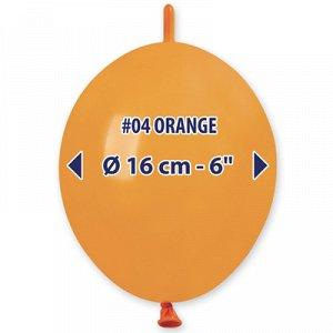 """Линколун 6""""/04 Пастель Orange"""