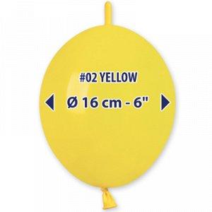 "Линколун 6""/02 Пастель Yellow"