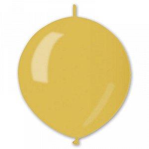 """Линколун 6""""/30 Металлик Yellow"""