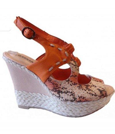 PETITE JOLIE (Бразилия) - 6, новинки + распродажа до 77% — Обувь (TANARA) - скидки до 77% — На танкетке