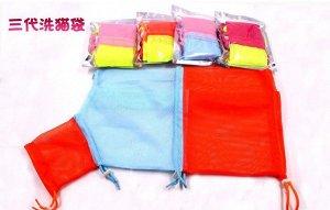 Многофункциональная сумка для мытья и груминга кошек