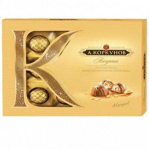 Коркунов Ассорти конфеты молочный шоколад, 110 г