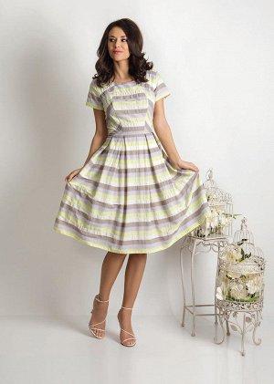 Рижское летнее платье